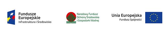 Logotyp programu Infrastruktura i Środowisko
